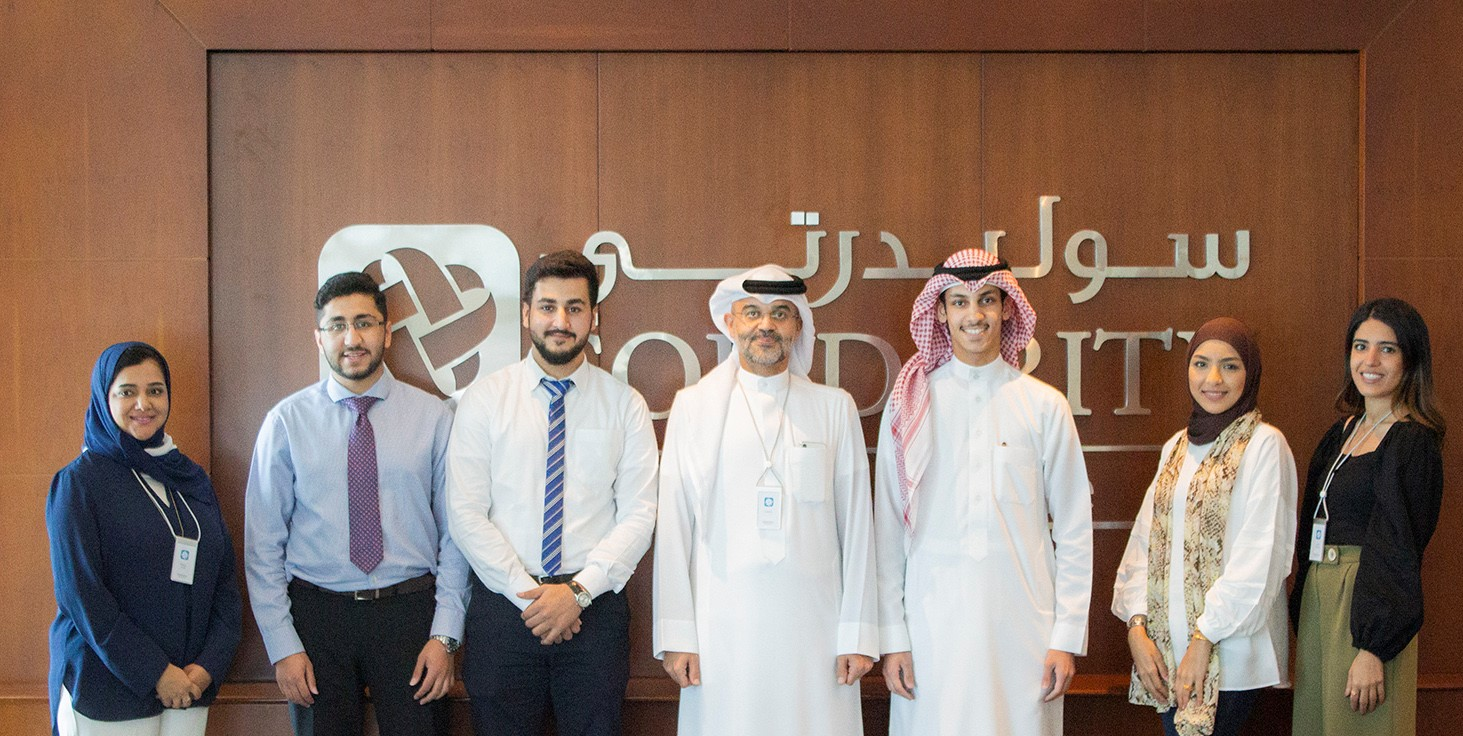 Solidarity Bahrain supports the development of young Bahraini talents